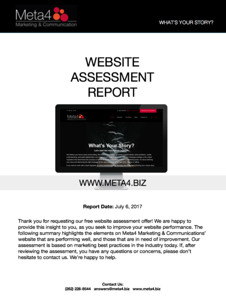 Website Assessment Report
